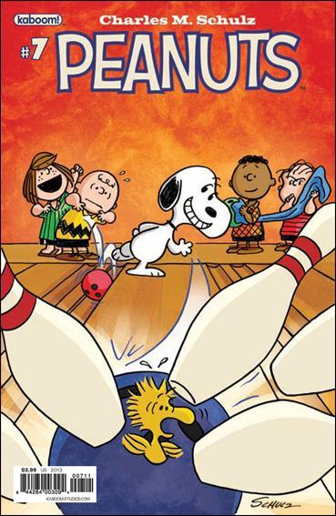 Peanuts (2012) 7-A by Kaboom!