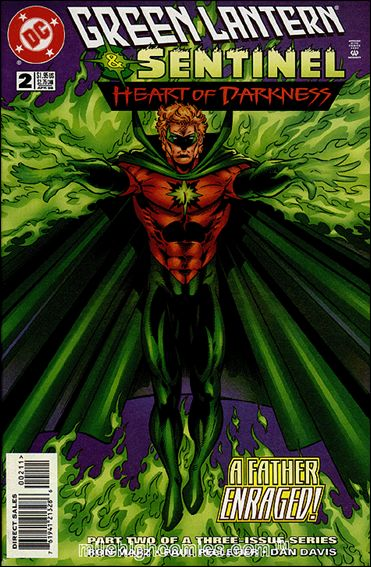 Green Lantern/Sentinel: Heart of Darkness 2-A by DC
