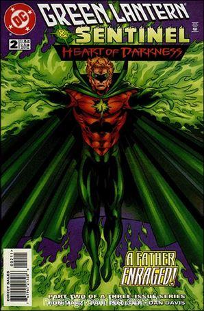 Green Lantern/Sentinel: Heart of Darkness 2-A