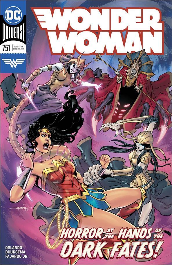 Wonder Woman (1942) 751-A by DC