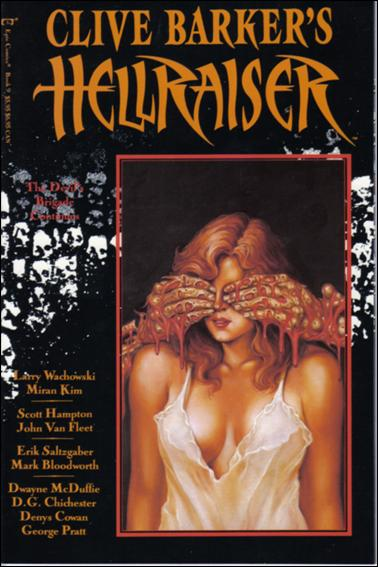 Clive Barker's Hellraiser (1989) 9-A by Epic
