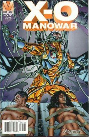 X-O Manowar (1992) 67-A