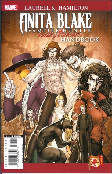 Anita Blake: Vampire Hunter - Guilty Pleasures Handbook 1-A by Dabel Brothers (DB) Productions