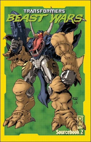 Transformers: Beast Wars Sourcebook 2-A by IDW