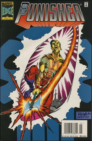 Punisher (1995) 3-B by Marvel
