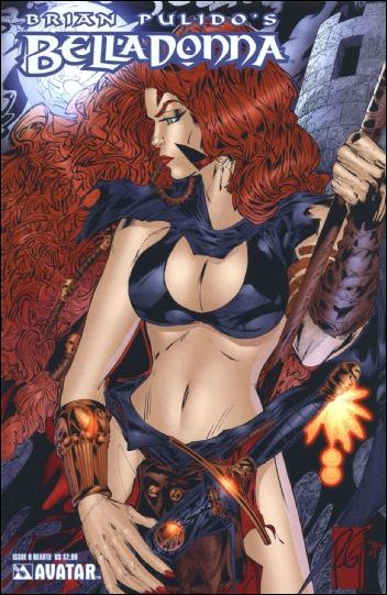 Belladonna (2007) 0-E by Avatar Press