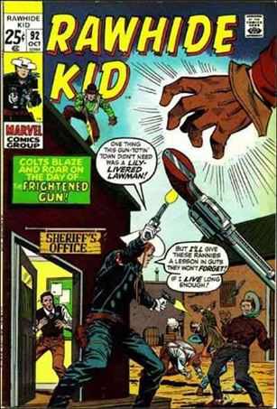 Rawhide Kid (1955) 92-A