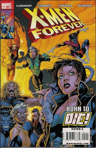 X-Men Forever (2009) 5-A by Marvel