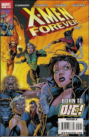 X-Men Forever (2009) 5-A