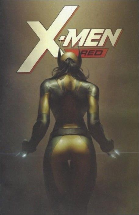 X-Men: Red 1-M by Marvel