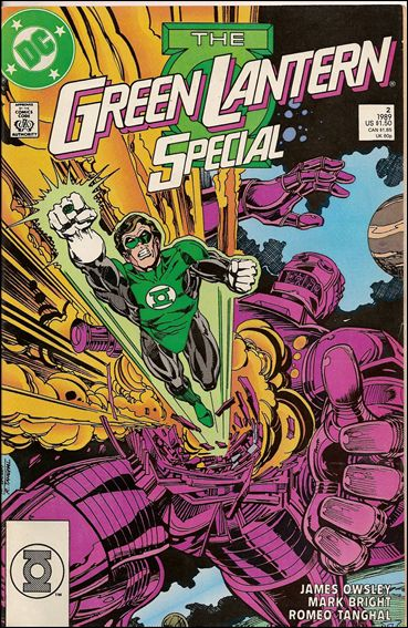 Green Lantern Special 2-A by DC