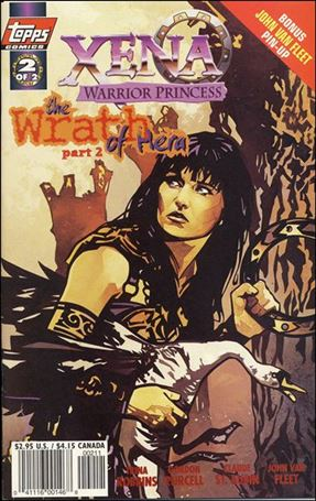 Xena, Warrior Princess: Wrath of Hera 2-B