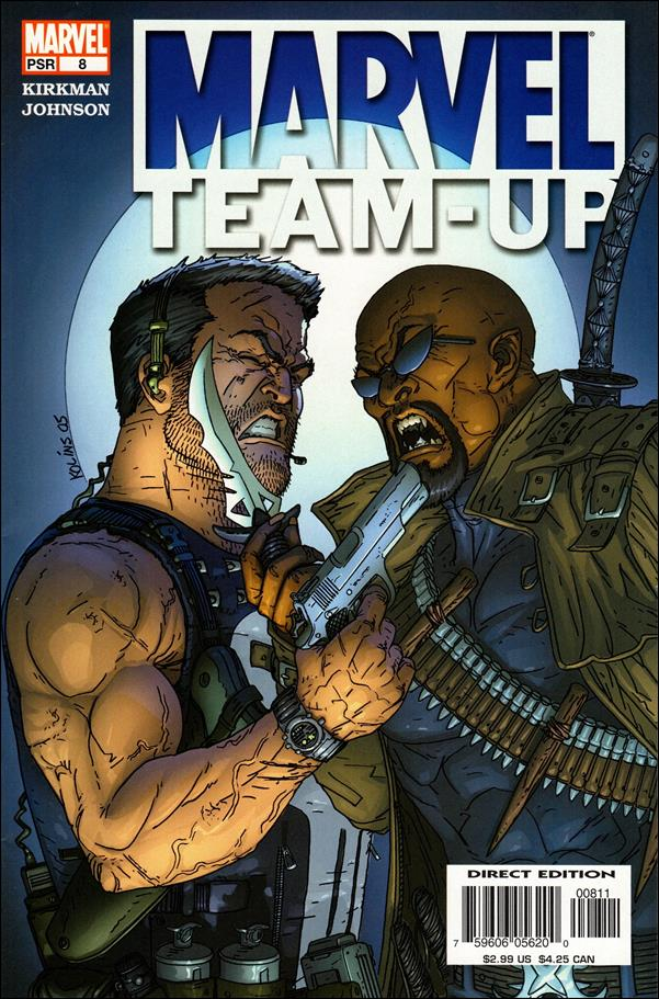 Marvel Team-Up (2005) 8-A by Marvel