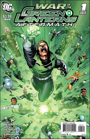War of the Green Lanterns: Aftermath 1-B by DC