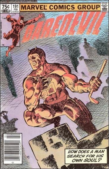 Daredevil (1964) 191-B by Marvel