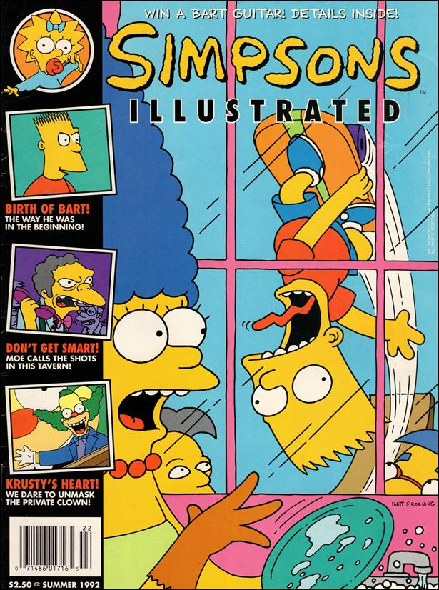 Simpsons Illustrated 6-A by Welsh Publishing Group