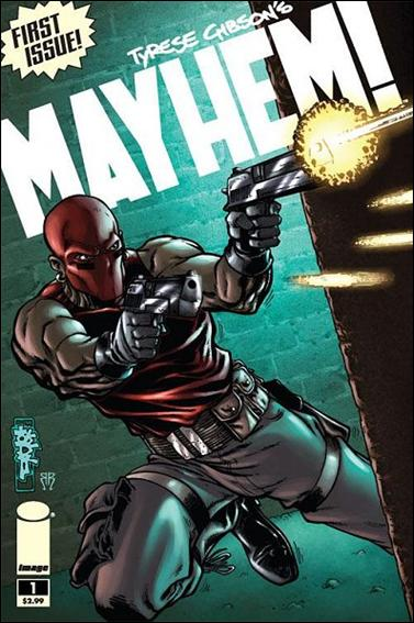 Mayhem (2009) 1-A by Image