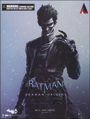 Batman: Arkham Origins (Play Arts ~ Kai)  The Joker