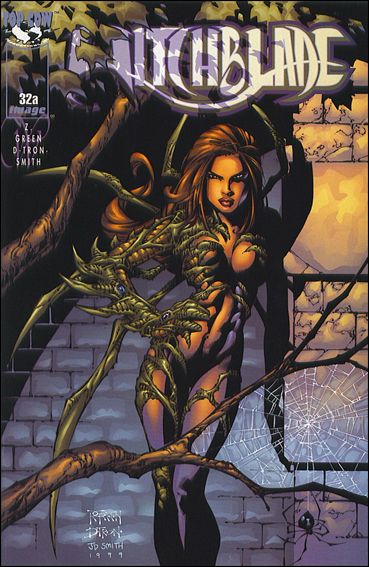 Witchblade 32-D by Top Cow