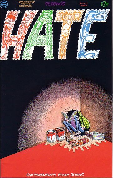 Hate 5-B by Fantagraphics