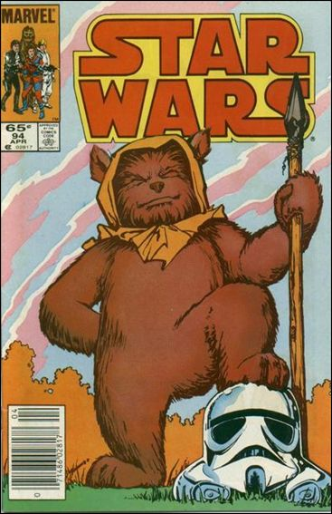 Star Wars (1977) 94-A by Marvel