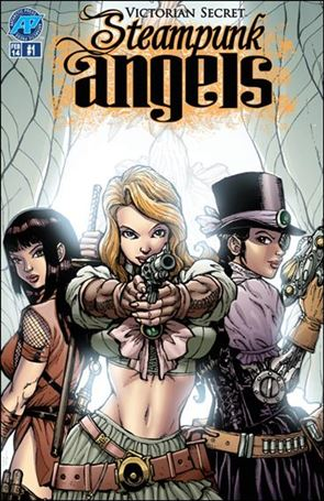 Victorian Secret: Steampunk Angels 1-A