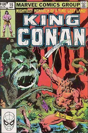 King Conan 15-A