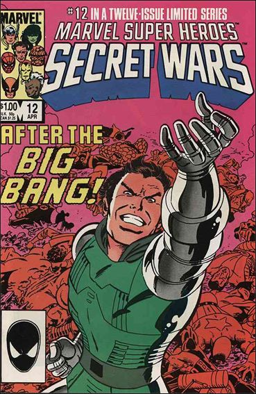 Marvel Super Heroes Secret Wars 12-A by Marvel