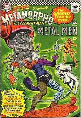 Brave and the Bold (1955) 66-A by DC