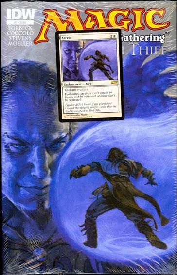 Magic The Gathering: Spell Thief 1-A by IDW