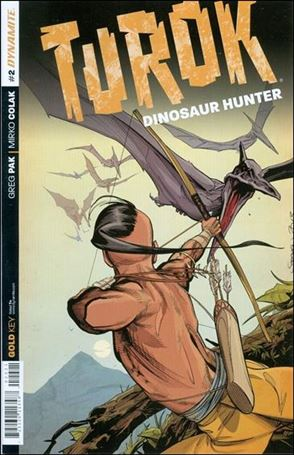 Turok: Dinosaur Hunter (2014) 2-C