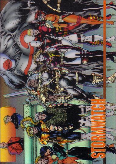 WildStorm: Set 1 (Holochrome Subset) C2-A by WildStorm