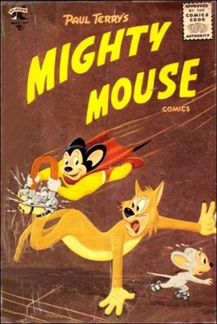 Mighty Mouse Comics 63-A