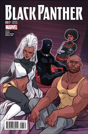 Black Panther (2016) 7-G