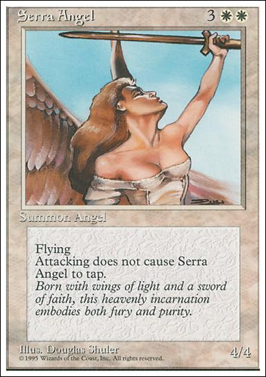 Magic the Gathering: 4th Edition (Base Set)50-A by Wizards of the Coast