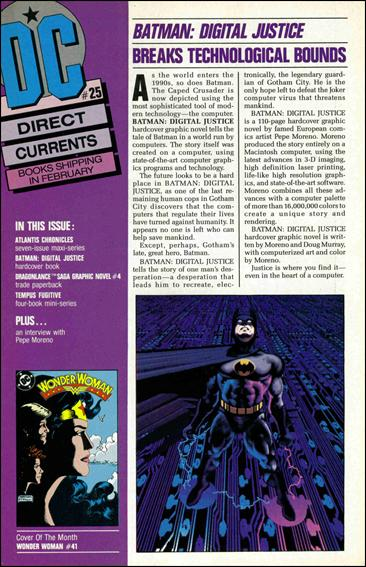 Direct Currents (1988) 25-A by DC