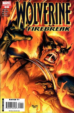 Wolverine Special: Firebreak One-Shot 1-A