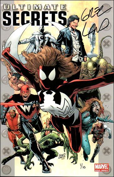 Ultimate Secrets 1-B by Marvel