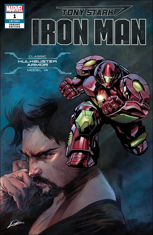 Tony Stark: Iron Man 1-BH by Marvel