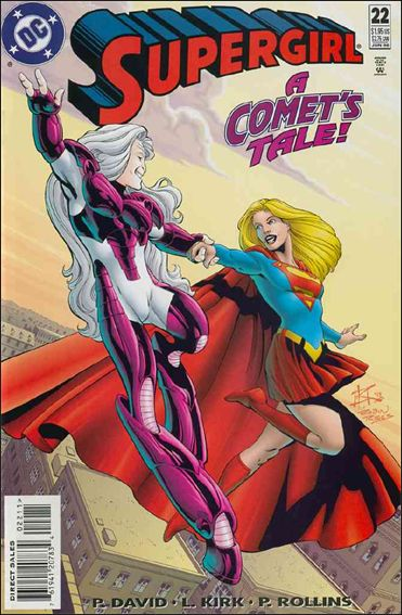 Supergirl (1996) 22-A by DC