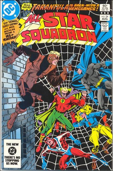 All-Star Squadron 24-A by DC