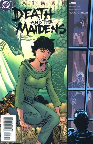 Batman: Death and the Maidens 3-A by DC