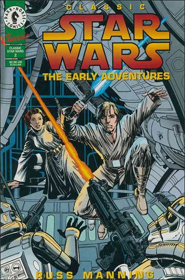 Classic Star Wars: The Early Adventures 2-A by Dark Horse