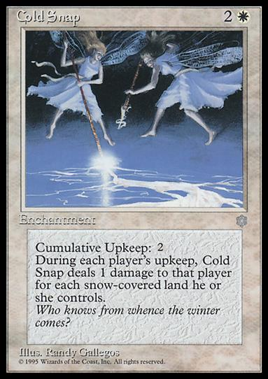 Magic the Gathering: Ice Age (Base Set)17-A by Wizards of the Coast