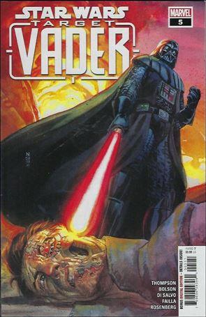 Star Wars: Target Vader 5-A