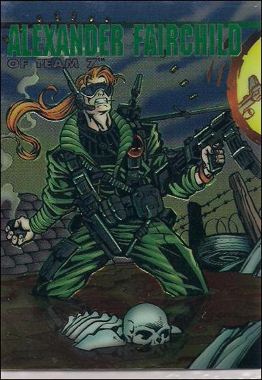 WildStorm: Set 1 (Base Set) 53-A by WildStorm