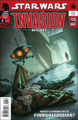 Star Wars: Invasion - Rescues 6-A