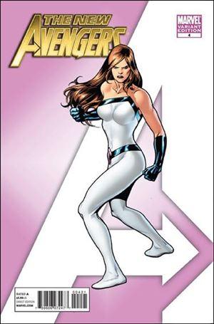 New Avengers (2010) 4-C