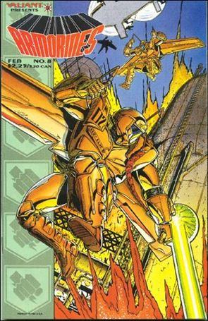 Armorines (1993) 8-A