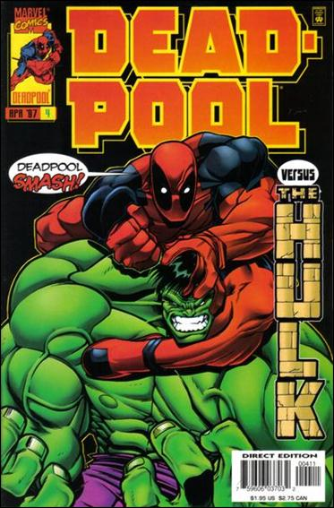 Deadpool (1997) 4-A by Marvel